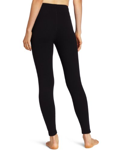 Duofold Women's Heavy Weight Double Layer Thermal Leggings, Black, Small by Duofold (Image #2)