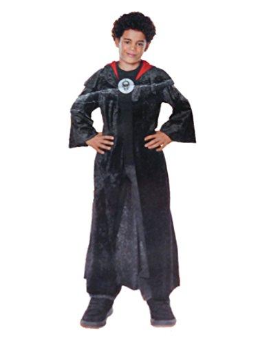 Boys Sinister Robe Evil Wizard Necromancer Halloween Costume Medium (Necromancer Costume Halloween)