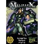 Wyrd Miniatures Malifaux Outcast Arsenal Pack Model Kit 5