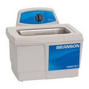 Branson Cleaner, M Series, 0.75 Gallon, Mechanical Timer by BRANSON CLEANING EQUIP CO