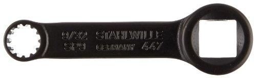 Stahlwille Adaptor (Stahlwille 447ASP-9 Steel Spline Drive Adaptor, 9/32