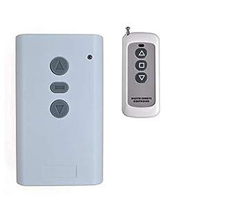 Calvas AC 220V RF inalámbrico mando a distancia frontal para ...