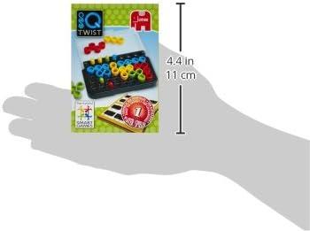 IQ Twist - Juego de lógica (instrucciones en inglés) , color ...