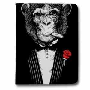 Amazon.com: leather flip Case Carcasa Samsung Galaxy Tab A ...