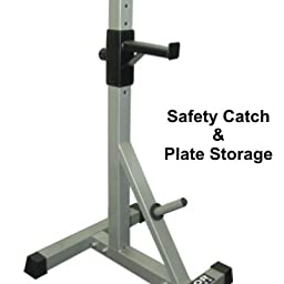 Valor Fitness BD-9 Power Squat Stand