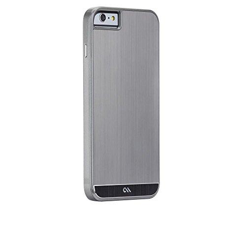 Case-Mate gebürstetem Aluminium Schutzhülle für Apple iPhone 6 Plus 13,9 cm (5,5 Zoll)