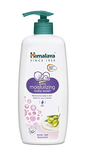 Himalaya Extra Moisturizing Baby Wash, 400 ml