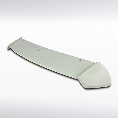 - Autozensation For Toyota Yaris Hatchback Grey ABS Factory Style Rear Trunk Spoiler Wing