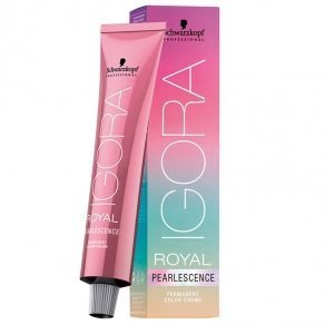 SCHWARZKOPF IGORA ROYAL PEARLESCENCE HAIR COLOUR 60ml - 9.5-89 PASTEL CANDY by Schwarzkopf