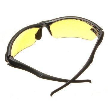 Tourwin Vision de nuit UV400Conduite d'équitation Lunettes de soleil Glassess Verres jaunes 3BmKHv