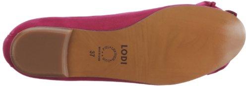 Lodi KURBY 15938 Damen Ballerinas Pink (CICLAMEN)