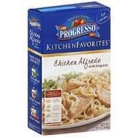 Progresso, Kitchen Favorites, Chicken Alfredo, 8.5oz Box (Pack of 2)