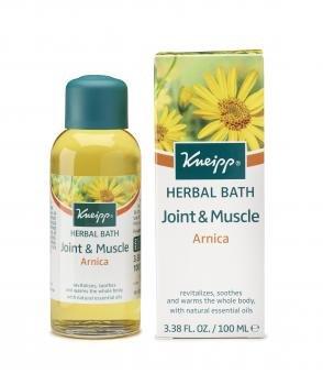 Kneipp Herbal Bath, Joint & Muscle, Arnica, 100ml B00D9TQQUC