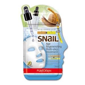 Age Regenerating Multi-step Treatment (Age Regenerating Ampule+Snail 3D Mask) 6 Treatments