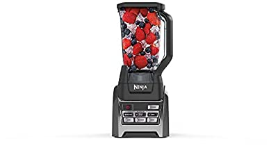 Ninja Blender 1200 Watts of professional performance With Auto-iQ Technology - BL688 (Certified Refurbished)