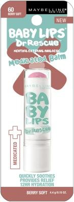 Maybelline Baby Lips Dr Rescue Berry Soft