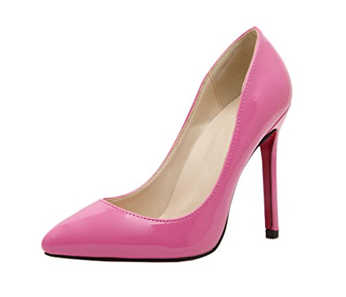 NIUERTEWife - Zapatilla Baja Mujer, Color Rosa, Talla 43