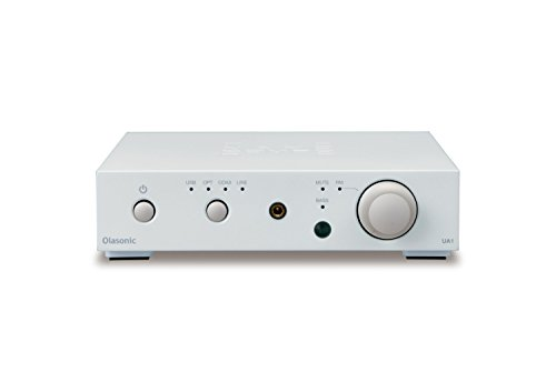 Olasonic NANOCOMPO Nano UA-1 Integrated Amplifier with Built-in DAC