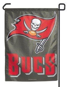 Wincraft NFL Tampa Bay Buccaneers WCR08391014 Garden Flag, 11