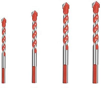 Ultimate Punching Drill Bits Multifunctional Drill Bit Punching Hole Working Set