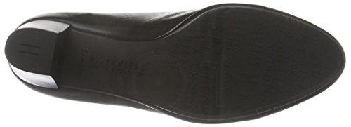 Hispanitas Brenet, Zapatillas de Estar por Casa para Mujer Negro - Schwarz (Soho-I6 Black)