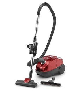 Royal Lexon S15 Household Canister Vacuum, Red
