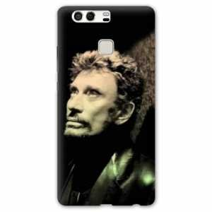 Case Carcasa Huawei P9 Johnny Hallyday - - regard N ...