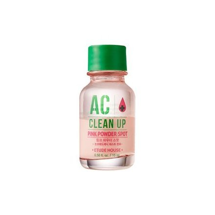 Etude House AC Clean Up Intense Pink Powder Spot 15ml