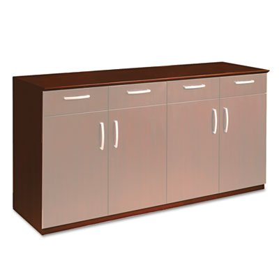 Tiffany Industries VBCZBCRY 72 by 22 by 36-Inch Corsica Buffet Credenza, Sierra Cherry (Cherry Office Buffet)