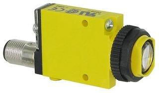Photoelectric Sensor, Mini BeamÂ, SME312 Series, Retroreflective, 1 m, NPN / PNP, 10 Vdc to 30 Vdc