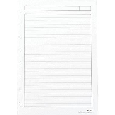 k Filler Paper, Junior-sized, Narrow-Ruled, White, 50 Sheets ()