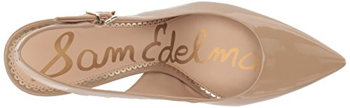 Sam Edelman Damen Hastings Slingback Pumps Beige