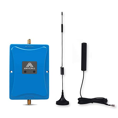 - Cell Phone Signal Booster for Car, Truck & RV Vehicle Use, Dual Band Amplifier Repeater Kit for Verizon AT&T 700MHz 4G LTE Voice and Data. (Band 12/13/17)