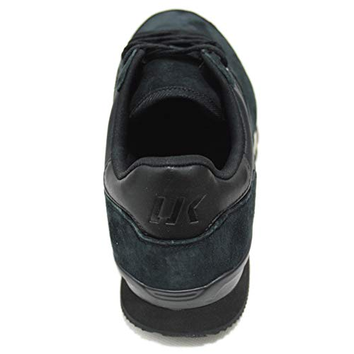 Sm22805 Lumberjack Sneakers Nabuk Black Nero Carter 006 Uomo Scarpe OBBHqU7