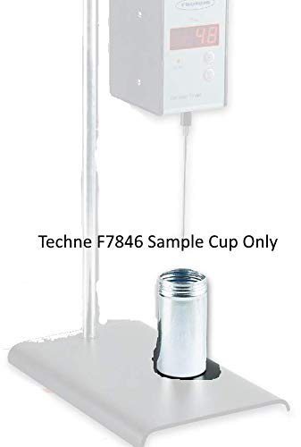 Techne F7846/12 Aluminum Sample Cup 12-Pack