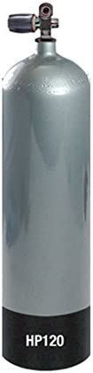 Faber Scuba Diving Steel Cylinder - 100 Cubic Feet