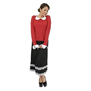 Popeye costumes olive oyl costumes for sale funtober halloween olive oyl costumes solutioingenieria Choice Image
