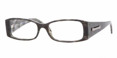 Burberry 2051 3143 STRIPED GRAY Designer Unisex Eyeglasses