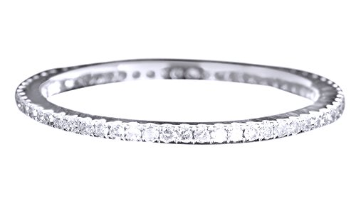0.29 Ct Diamond Band - 9