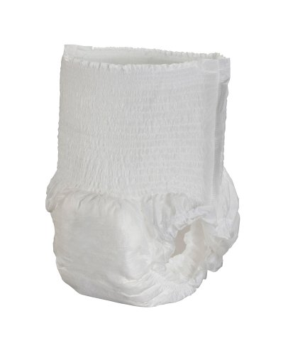 Cardinal Health Uwmlg20 Moderate Absorbency Disposable Underwear  Large  Fits 44 58 In   4 Packs Of 18