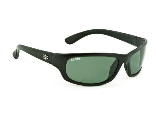 Calcutta Steelhead Sunglasses (Black Frame, Gray - Sunglasses Polarized Discount
