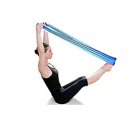 Amazon.com: 2018 New Pilates Yoga Resistance Bands Aerobics ...