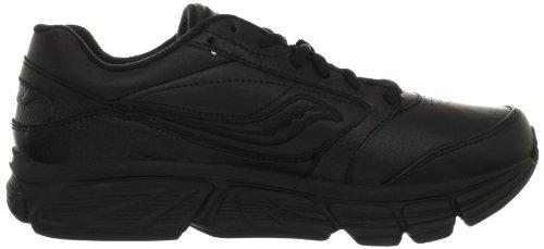 Saucony Echelon LE2camiseta de senderismo Zapatos Negro