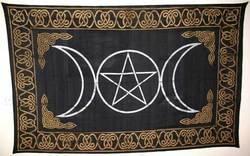 Tapestry: Triple Goddess