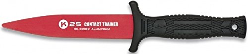 Amazon.com: K25 Training Knife Model CONTACT TRAINER 32192 ...