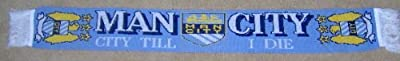 Manchester City - Premium Fan Scarf, Ships from USA