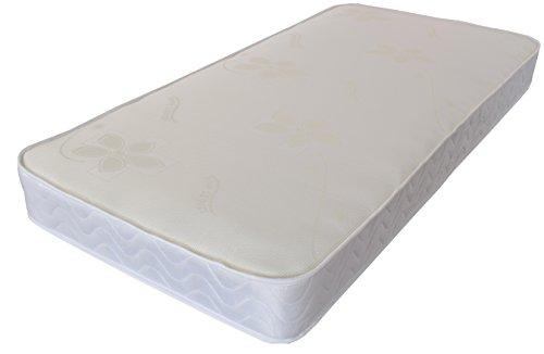 eXtreme comfort ltd Extra Thin Reflex Foam Mattress, Ikea/Euro Double Size  140x200, 4