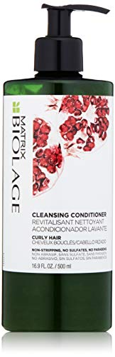 BIOLAGE Cleansing Conditioner For Curly Hair, 16.9 Fl. Oz.