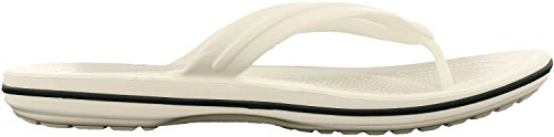 Adults' Crocband Unisex White Crocs flops Flip Tv6Exwwq