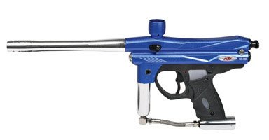 Piranha Gti+Gun Paintball Gun Semiautomatic Tournament Grade Semi-Automatic Paintball Marker (14271)